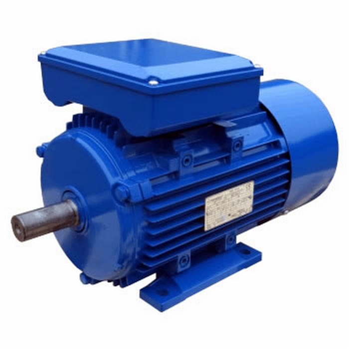 Elektromotor 230 Volt - 0,25 kW - 1500 TPM - B3