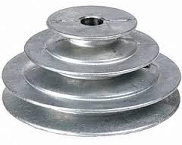 Getrapte V-snaar poelie SPZ 120-140-160 mm