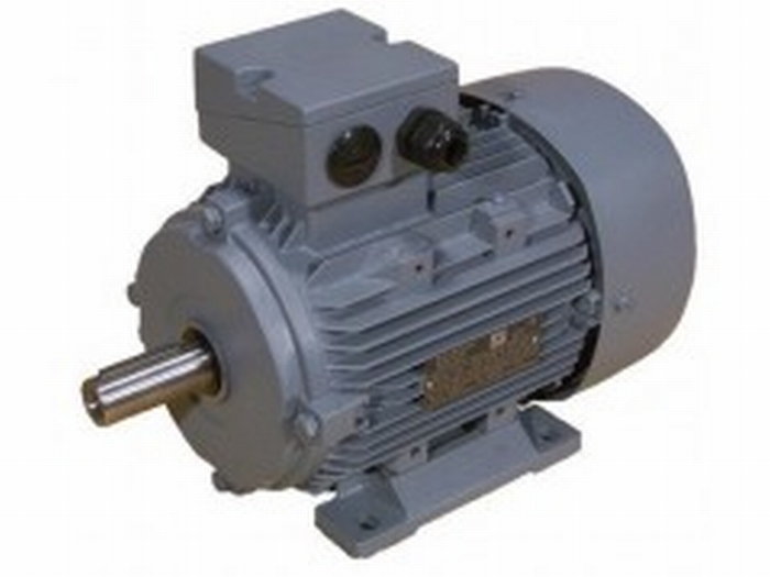 Elektromotor 0,75 kW - 1500 TPM - 400/690 Volt