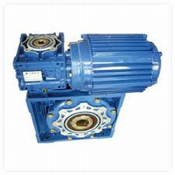 Dubbele wormwielreductormotor 40/90 - 0,12 kW