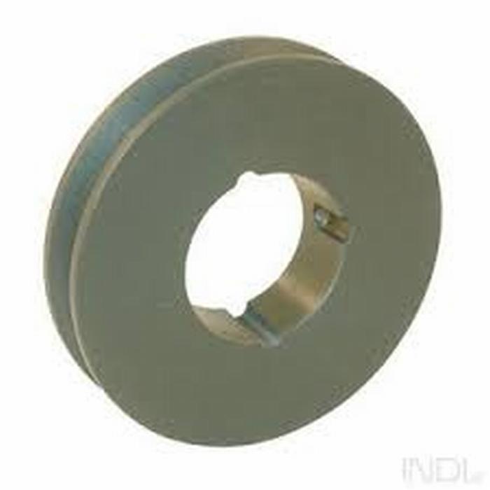 V-snaar schijf 1SPA 50 mm maatgeboord