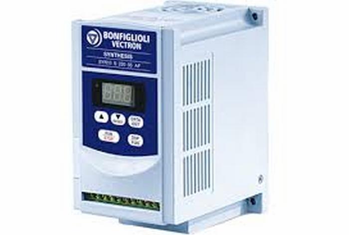 Frequentie regelaar 0,4 kW - 230 Volt - IP20