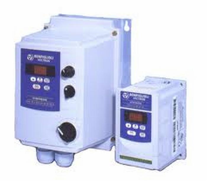 Frequentie regelaar 0,4 kW - 230 Volt - IP65