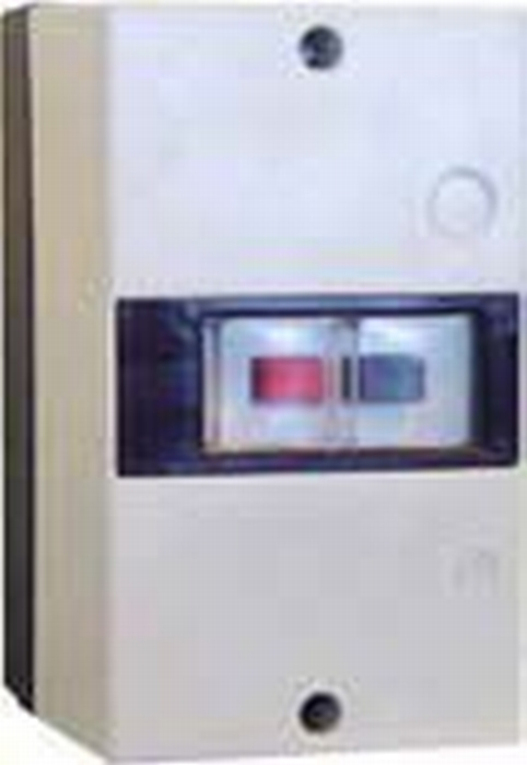 Thermische beveiliging 10 - 16 Ampere