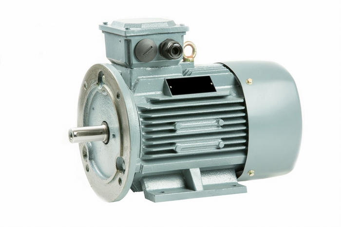 Voet-/Flensmotor 22 kW - 1500 TPM - B5