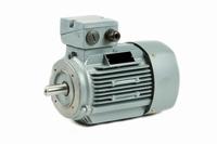 Flensmotor 1,5 kW - 3000 TPM - klein huis - Flens B14b