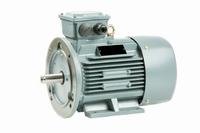 Voet-/Flensmotor 4 kW - 3000 TPM - Flens B5