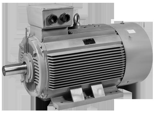 Elektromotor 160 kW - 3000 TPM