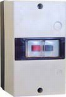 Thermische beveiliging 6,3 - 10 Ampere